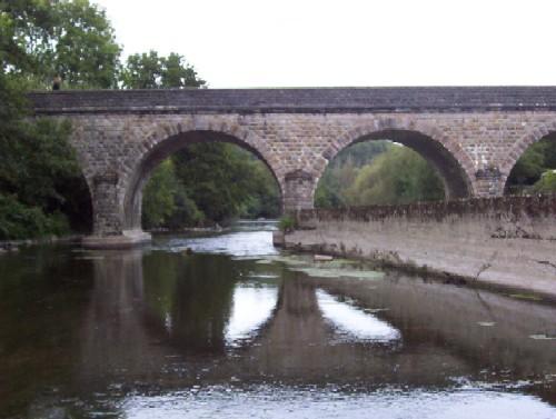 le pont de Brie septembre 2005