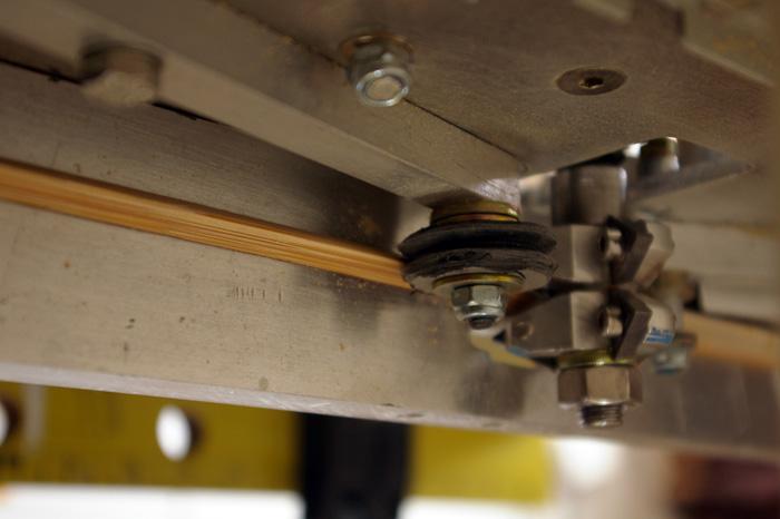 machine à tailler les ébauches